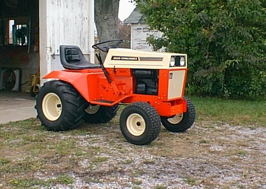 Wanted Allis Chalmers Garden Tractor Farm Garden By Autos Post