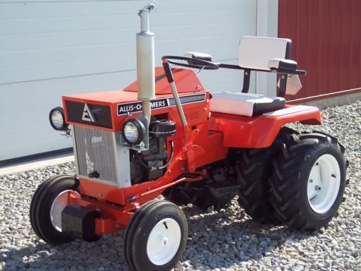 Allis       Chalmers    B 10 Garden Tractor Parts  Garden Ftempo