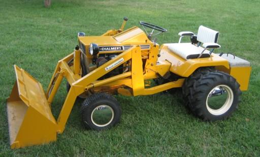 Allis Chalmers Garden Tractors : Allis chalmers b garden tractor parts ftempo